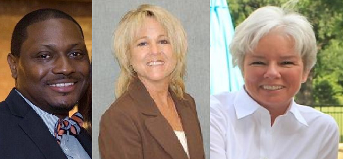 Trustees Announce Director and Two Principals