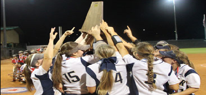 Keller High School Softball won its second consecutive UIL Class 6A State Championship, defeating Austin Bowie 5-1 on Saturday, June 3