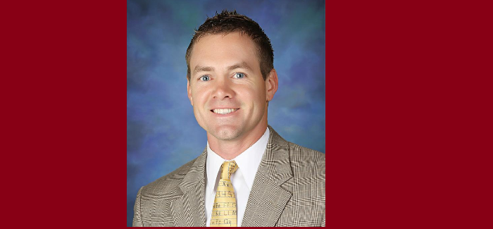Justin Vercher Named Principal of NISD's Peterson Elementary School
