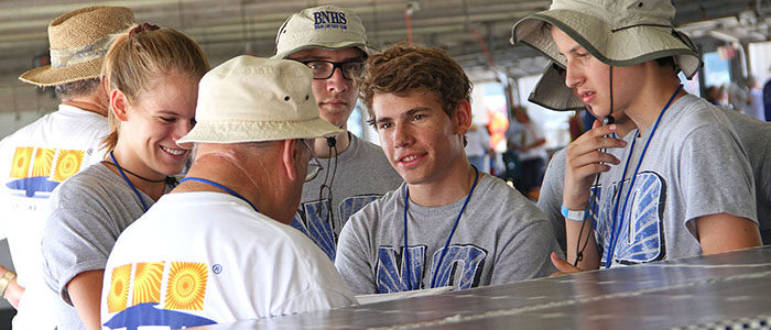 Byron Nelson students get career head start with solar cars