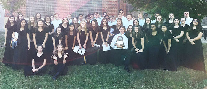NISD: Wilson wind ensemble recognized by Foundation for Music Education