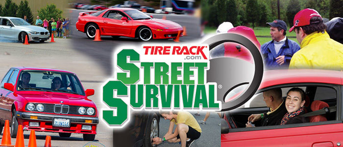 TIRE RACK® STREET SURVIVAL® teen driver safety is coming to Southlake to stop the #1 killer of teens!