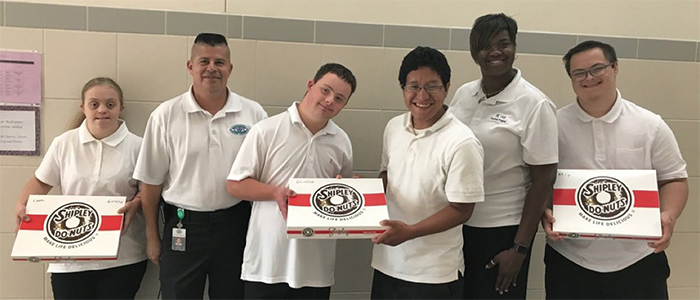 A 'Hole' Lot of Love and Support: Shipley Do-Nuts Partners With KISD 'My Connections'