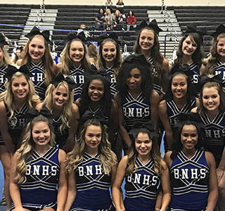 NISD: Byron Nelson cheerleaders to perform in Macy's Thanksgiving Parade