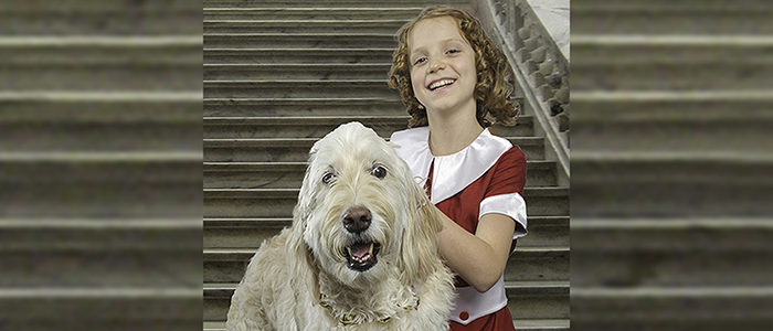 Annie Opening at Artisan Center Theater