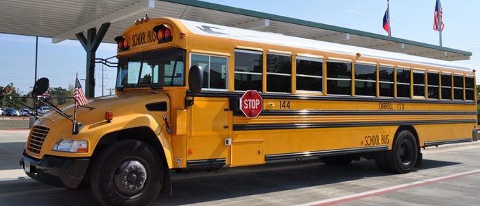 Carroll ISD Board Approves Purchase of 16 New Buses