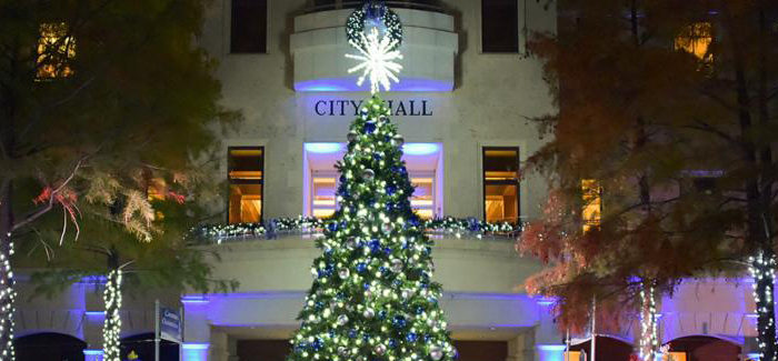 Colleyville: Celebrate Christmas Tree Lighting