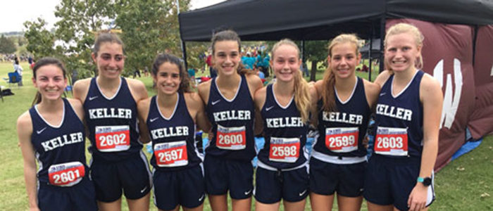KHS GIRLS CROSS COUNTRY DEFENDS STATE TITLE
