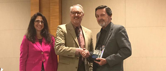 NISD: District recognized for energy efficiency thanks to Charles Ashby