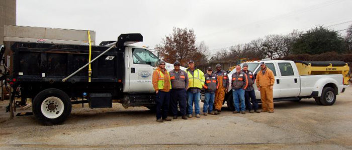 Colleyville City staff prepared for winter weather