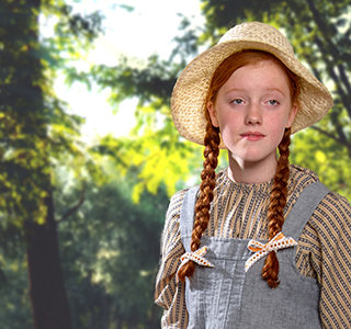 Anne of Green Gables Opening at Artisan Center Theater