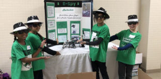 Carroll ISD: Rockenbaugh Elementary Robotics Team Succeeds at TCEA Inventions Contest