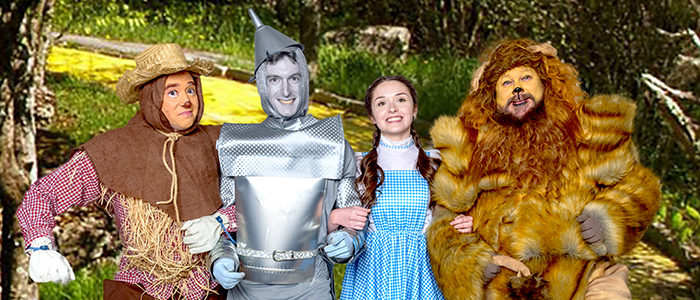 The Wizard of Oz Opening at Artisan Center Theater