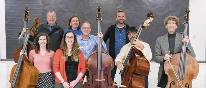 Bass Workshop Supports HEB ISD's Vibrant Low Strings Community