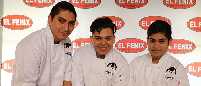 Irving ISD: El Fenix Restaurant Selects Singley Students' Recipe for Menu