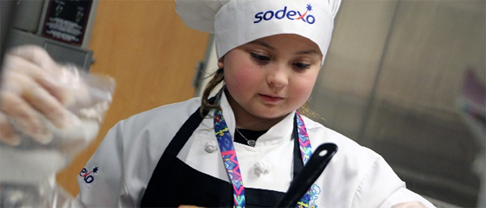 KISD Hosts Futures Chefs Competition