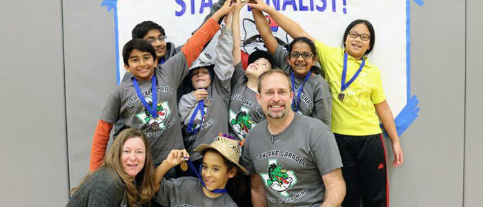 "CISD: A ""Dragon Dozen"" Teams Win at Odyssey of the Mind Regional Tournament"