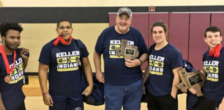 Eight KISD Powerlifters Advance To State