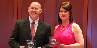 Northwest ISD names Teachers of the Year, honors other top teachers and staff at annual Inspire Celebration