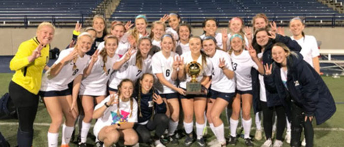 Chs, Khs Girls Soccer Advance To Reg. Quarterfinals
