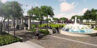 Colleyville: City Council reviews updated Plaza designs