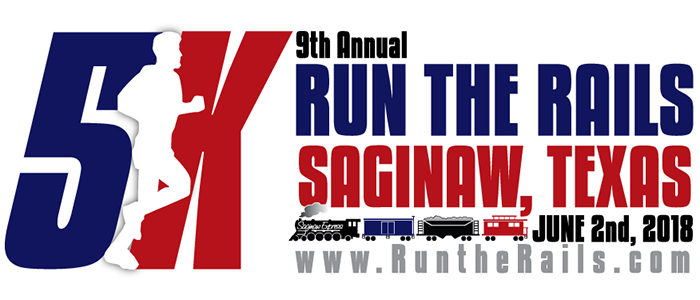Saginaw: Run the Rails 5k is ONLY One Month Away!