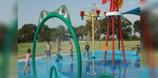Colleyville: McPherson Park splash pad open for summer