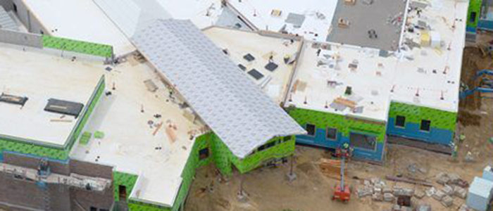 Southlake: Champions Club Sprinting Towards Finish Line: Construction 50 Percent Complete