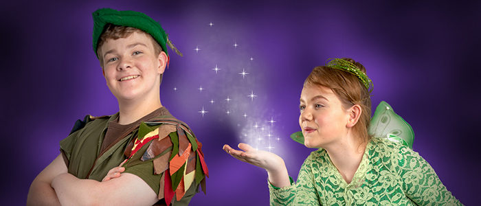 Disney's Peter Pan Jr. Opening at Artisan Center Theater