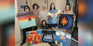 HEB ISD: Art of More Than 250 Students To Be Displayed on Hospital Ceilings