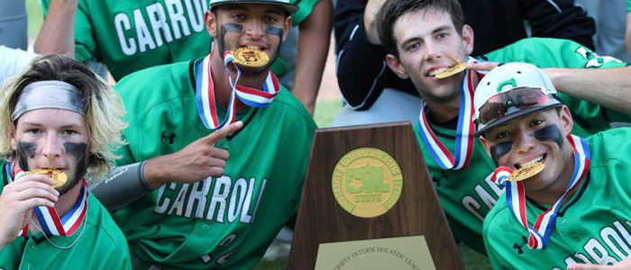 CISD: Dragon Baseball Wins Third State Championship
