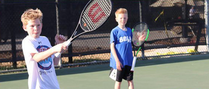 "Southlake Tennis Center ""Serves"" Family Fun at Open House"