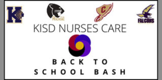KISD: Save the Date for Nurses Care Back-to-School Event