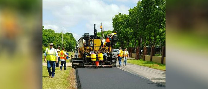 Colleyville: City Approves Asphalt Pavement Contract, John McCain and L.D. Lockett to see repairs soon