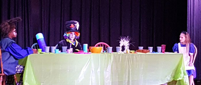 "HEB ISD: Bedford Junior High Theatre Starts Year with ""Alice in Wonderland"""