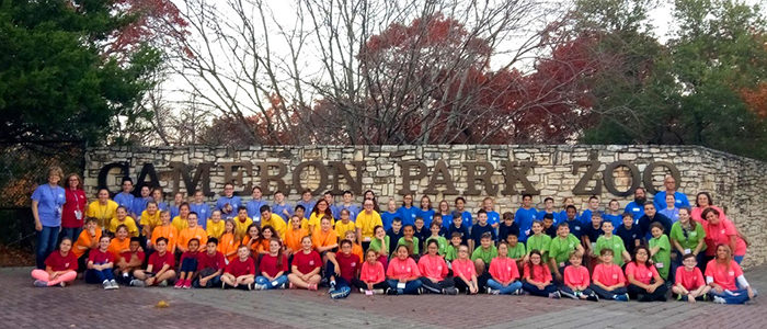 BISD: Porter Elementary Fifth-Graders Travel on Discover Texas Field Trip