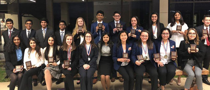 CISD: Business Professionals of America Students Succeed at Regional Competition