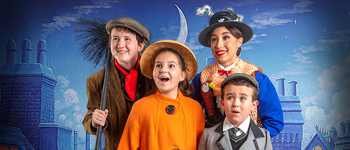 Hurst: Mary Poppins Jr. Opening at Artisan Center Theater