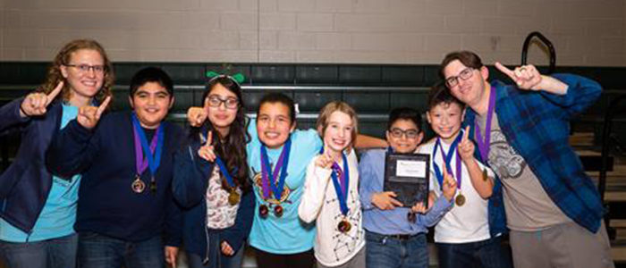 Irving ISD: All Aboard! Destination Imagination Heads to State