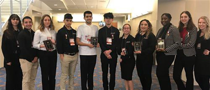 Irving ISD FCCLA Teams Bound for State