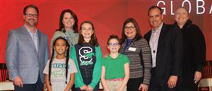 Irving ISD: Stipes' Students Hit the Road with Flowserve