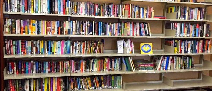 Colleyville: Used Book Shop Now Open at the Library