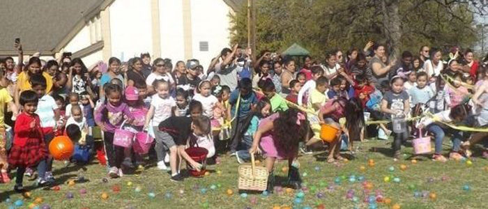 Irving: Kids Can Find Fun at the Annual Citywide Egg Hunt