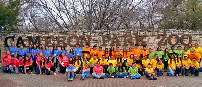 BISD: Francisco Elementary fifth-graders enjoy discover Texas field trip