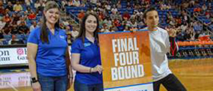 UT Arlington Athletics Earns $100,000 through Texas Trust Spirit Card