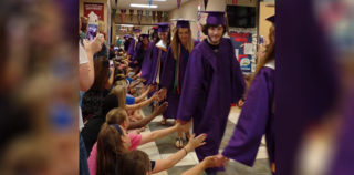 KISD: Elementary Schools Host Special Events For 2019 Graduating Seniors