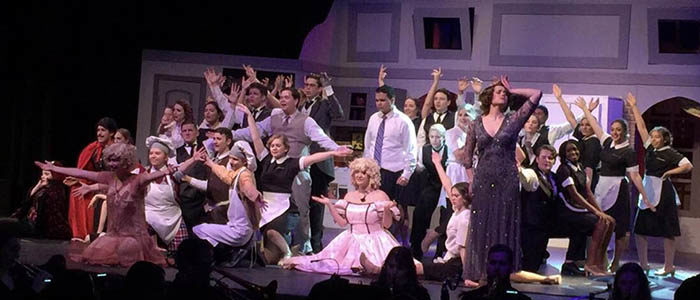 NISD: Byron Nelson earns five Dallas Summer Musicals award nominations
