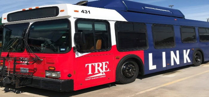 Fort Worth: TRE Link offers new option to DFW Airport