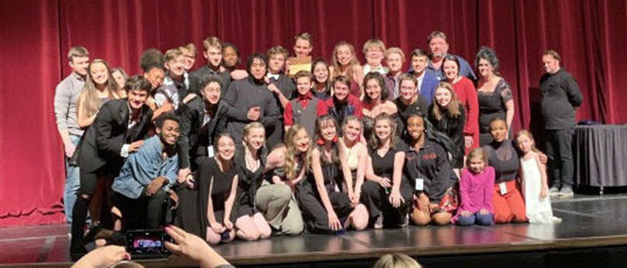 KISD: Central High One-Act Play Advances To State