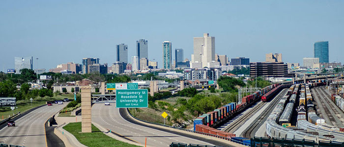 Fort Worth now the 13th largest U.S. city